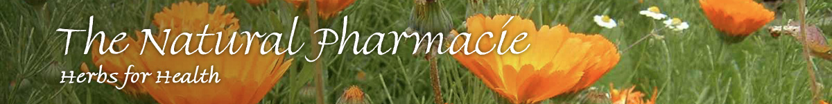 The Natural Pharmacie - Herbs for Health